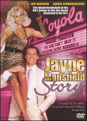 The Jayne Mansfield Story - DVD cover