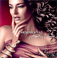 Natacha Atlas: Cover of the album Something Dangerous