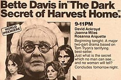 watch the dark secret of harvest home