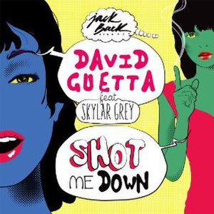 Shot Me Down - Image: David Guetta Shot Me Down