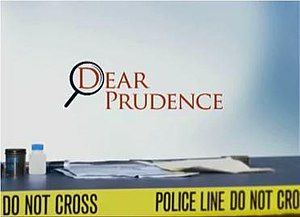 Dear Prudence (film) - Opening title card of film