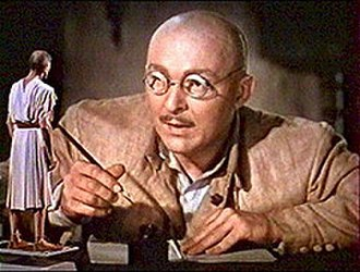 Albert Dekker - Dekker as Dr. Alexander Thorkel in the 1940 film Dr. Cyclops