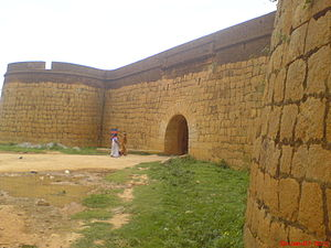 1501 in India - Devanahalli  fort