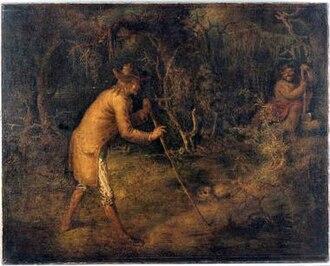 John Quidor - Image: Devil and Tom Walker