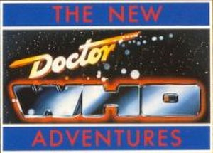 Virgin New Adventures - Image: Doctor Who New Adventures logo