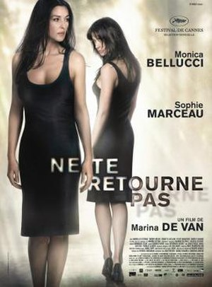 Don't Look Back (2009 film) - Theatrical release poster