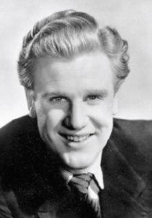 Donald Houston Welsh actor