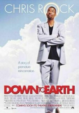 Down to Earth (2001 film) - Image: Downto Earth 2001mp