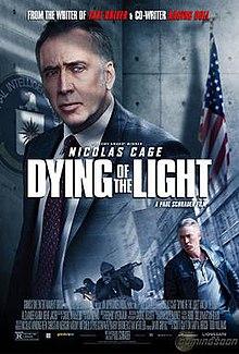 Dying of the Light (2014) [English] SL DM - Nicolas Cage Anton Yelchin Ir�ne Jacob