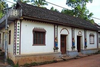 Padmanabhapuram - Image: Elur chetty padmanabhapuram temple