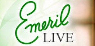 Emeril Live - Image: Emeril Live Logo
