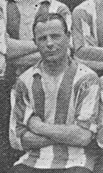 Ernie Watkins (footballer, born 1898) - Watkins while with Brentford in 1926