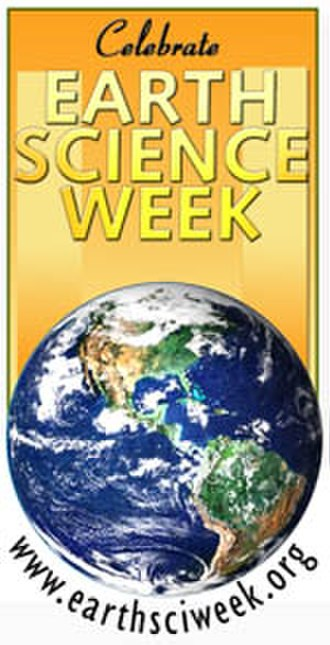 Earth Science Week - The Earth Science Week logo