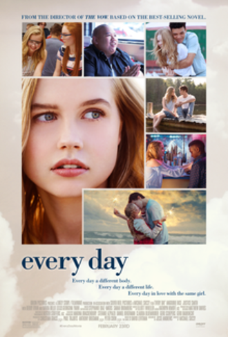 Every Day (2018 film) - Theatrical release poster