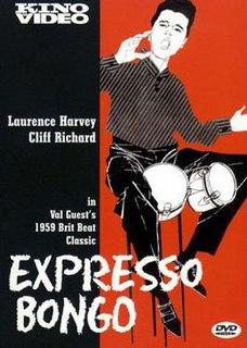 <i>Expresso Bongo</i> (film) 1959 film by Val Guest
