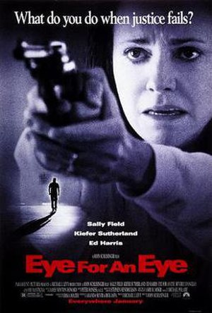 Eye for an Eye (1996 film) - Film poster