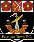 Fareham Town's logo