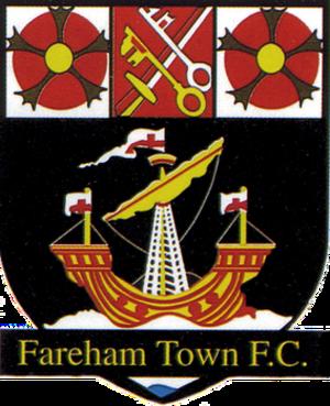 Fareham Town F.C. - Fareham Town's logo