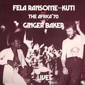 Live! (Fela Kuti album) - Image: Fela Kuti Live