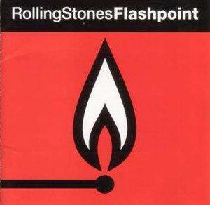 Flashpoint (album) - Image: Flashpointstones