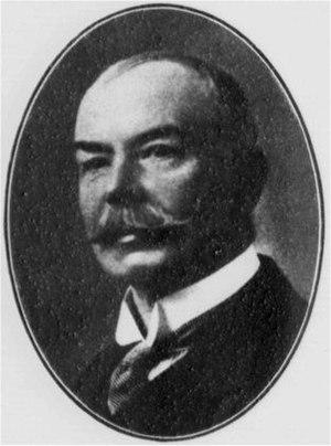 Frank Desprez - Frank Desprez in 1913