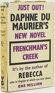 <i>Frenchmans Creek</i> (novel) 1941 novel by Daphne du Maurier