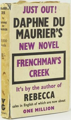 Frenchman's Creek (novel) - First UK edition