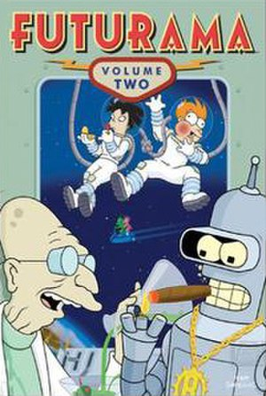 Futurama (season 2) - The original Volume Two home release.