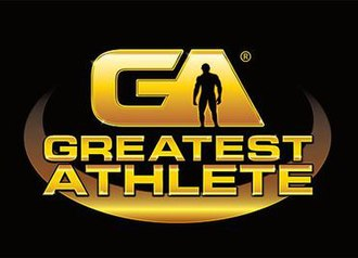 Australia's Greatest Athlete - Image: GA Logo V4