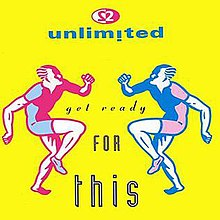 2 Unlimited — Get Ready for This (studio acapella)