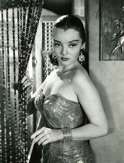 Gloria Saunders American actress