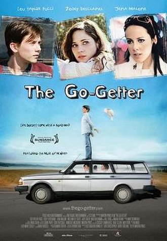 The Go-Getter (2007 film) - Theatrical release poster