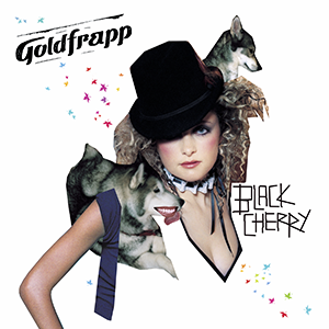 Black Cherry (Goldfrapp album) - Image: Goldfrapp Black Cherry