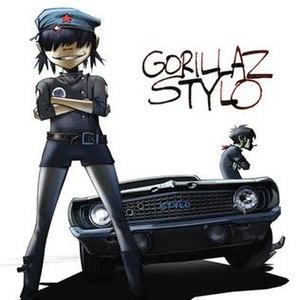 Stylo (song) - Image: Gorillaz Stylo