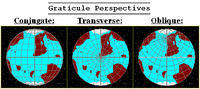 graticule perspectives
