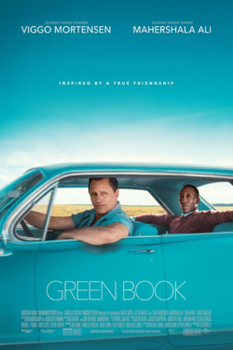 Green Book (film) - Theatrical release poster