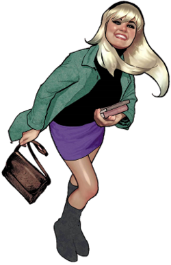 Image result for gwen stacy