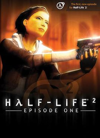 Picture of a game: Half-Life 2: Episode One