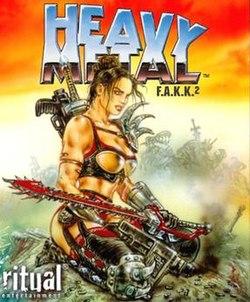 Heavy Metal: F.A.K.K.²