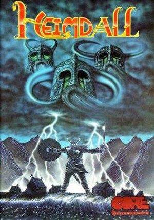 Heimdall (video game) - Image: Heimdall amiga