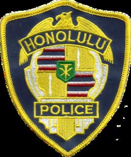 Honolulu Police Department Police Department in Honolulu, Hawaii