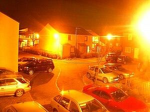 Bourtreehill - Modern housing estate of Bourtreehill