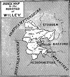 Hundred of Willey human settlement in United Kingdom