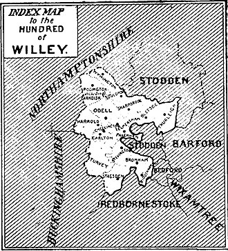 Hundred of Willey - Hundred of Willey, Bedfordshire