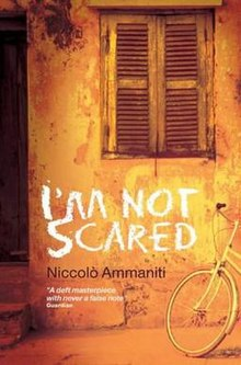 im not scared In the novel i'm not scared one of the settings that portray michele's great fear is the gravine where the novel comes to an end it is a scary place for young children because the gully is vacant and eerily silent.