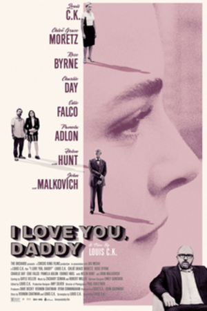 I Love You, Daddy - Theatrical release poster