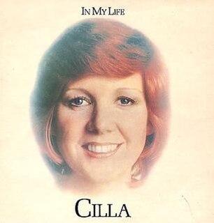 <i>In My Life</i> (Cilla Black album) 1974 studio album by Cilla Black