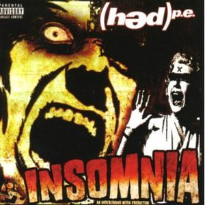 Insomnia (Hed PE album) - Image: Insomnia (Hed PE album) coverart