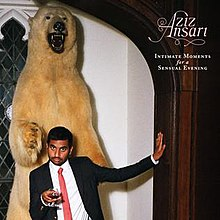 Intimate Moments for a Sensual Evening (Aziz Ansari album - cover art).jpg