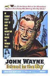 <i>Island in the Sky</i> (1953 film) 1953 film by William A. Wellman